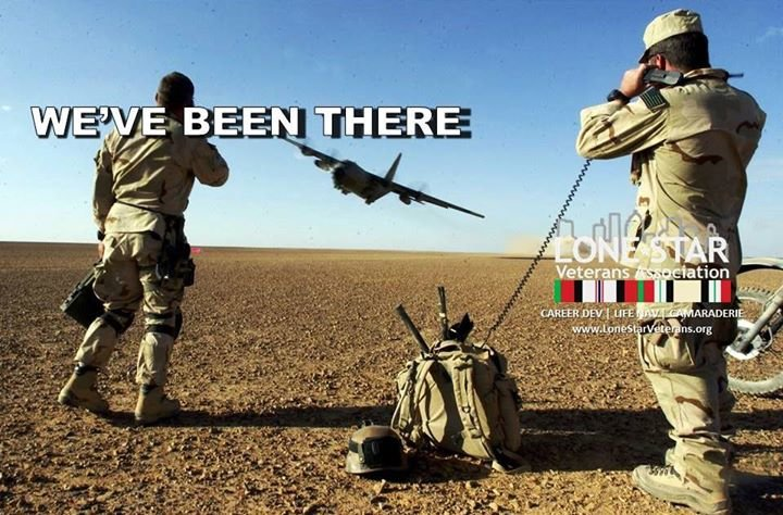 Lone Star Veterans Association cover