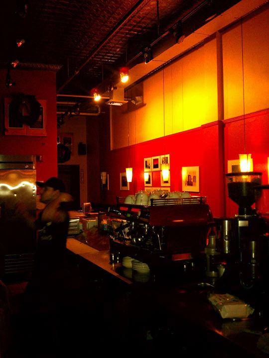 Simon's Coffee Shop cover