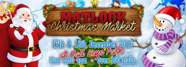 Matlock Market cover