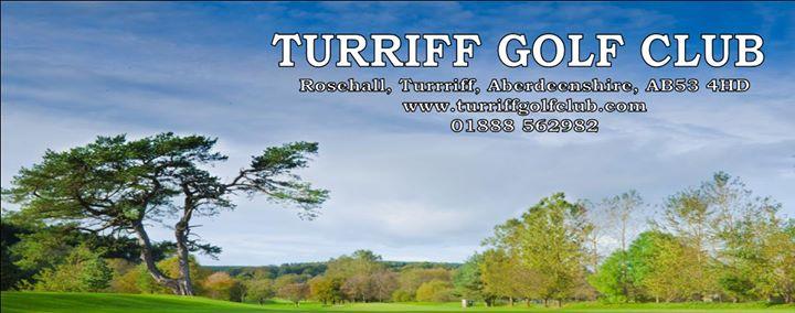 Turriff Golf Club cover