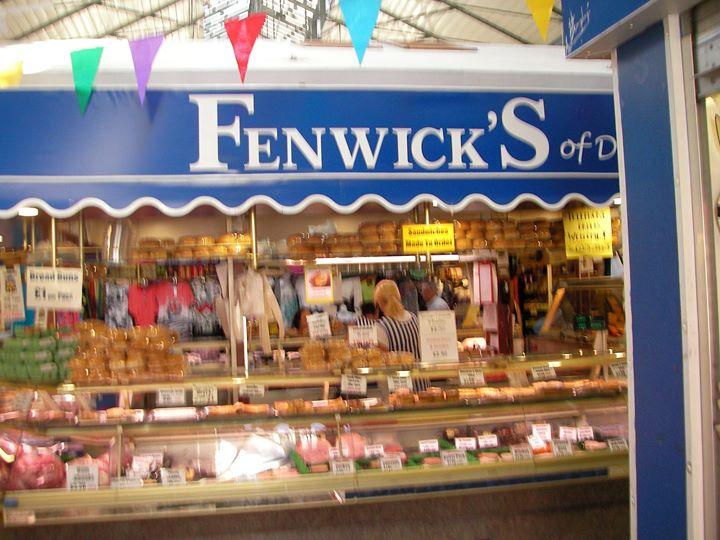 Fenwick's Family Butchers cover