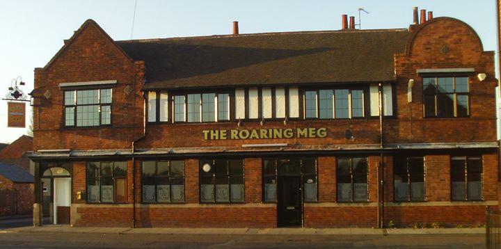 The Roaring Meg cover