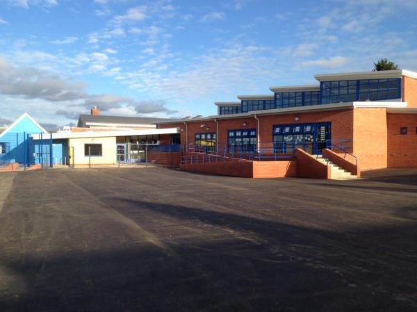 Huntingtower Community Primary Academy cover