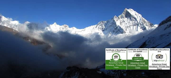 Adventure Great Himalaya Treks & Expedition cover