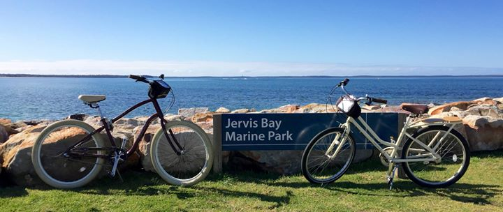 Around Jervis Bay, Bike Hire cover