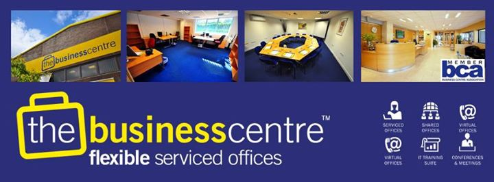 The Business Centre Barry cover