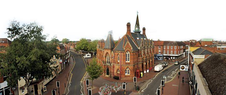 Wokingham Town Council cover