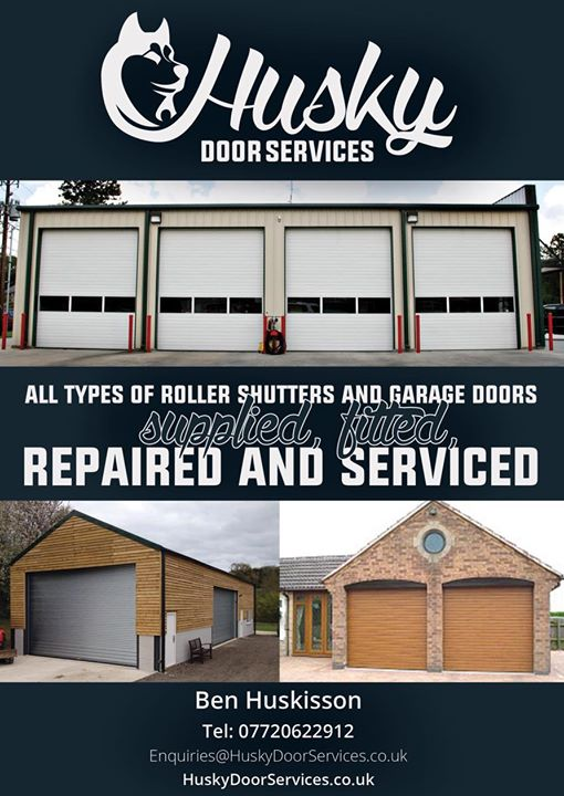 Husky Door Services Solihull United Kingdom