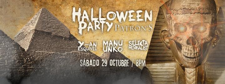 Patrón's cover