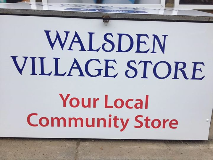 Walsden Village Stores cover