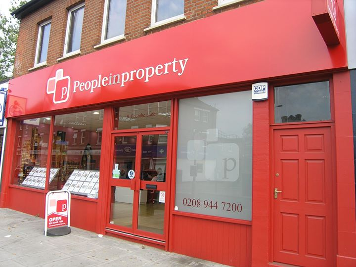 People in Property cover