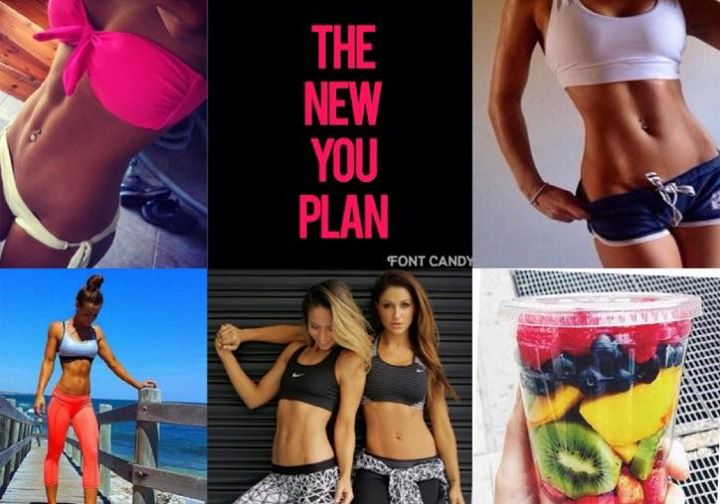 The NewYou Plan cover