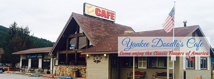 Yankee Doodles Cafe cover