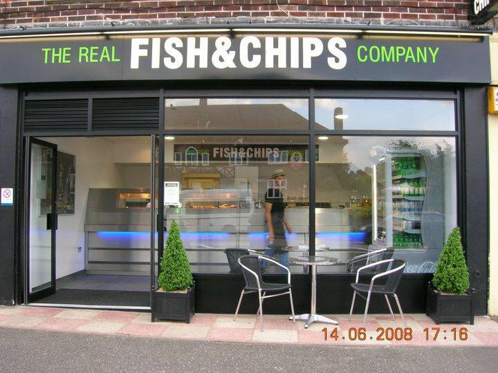 The Real Fish and Chips Company cover