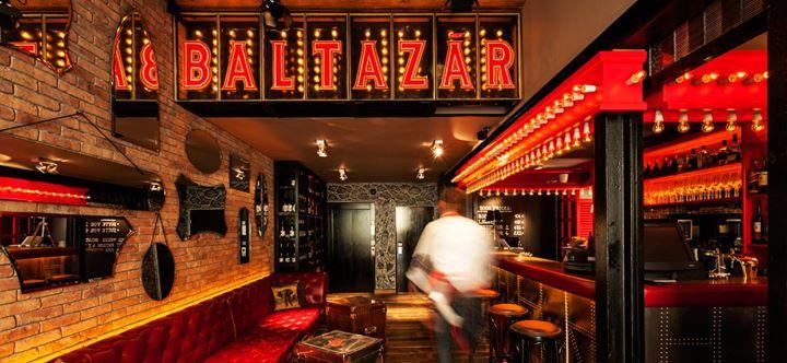 Baltazár Budapest cover
