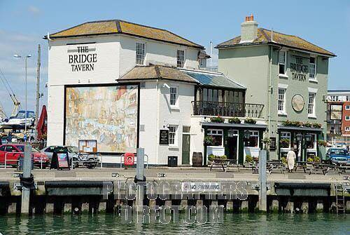 The Bridge Tavern, Old Portsmouth cover