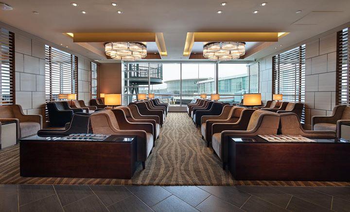 Plaza Premium Lounge Canada cover