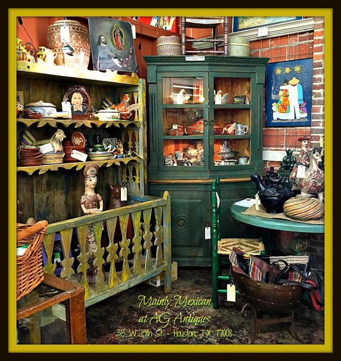 Mainly Mexican Antiques & Collectibles cover