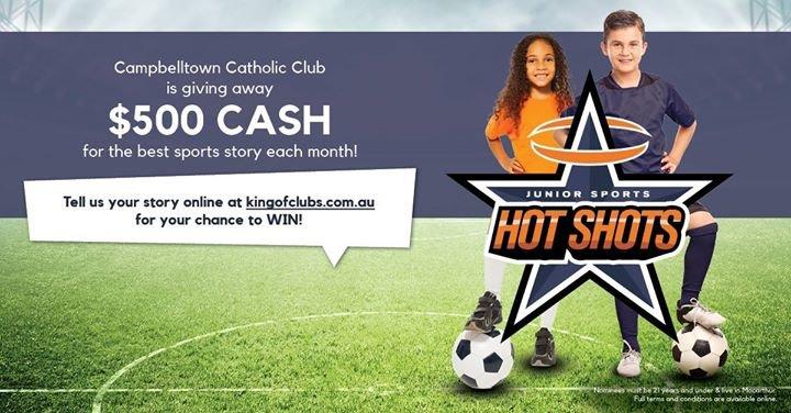 Campbelltown Catholic Club cover