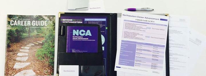 Northwestern Career Advancement cover