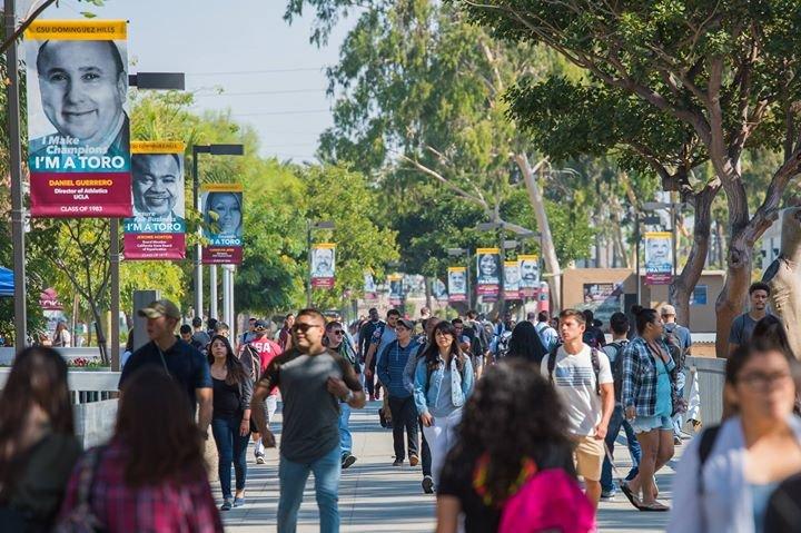 California State University, Dominguez Hills cover