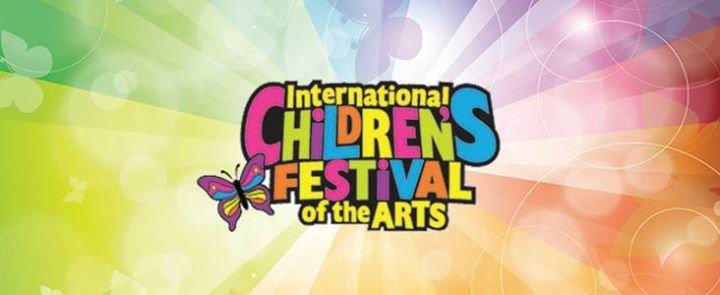 Northern Alberta International Children's Festival cover