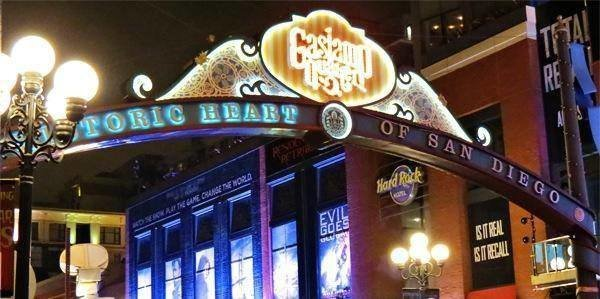 Gaslamp District cover