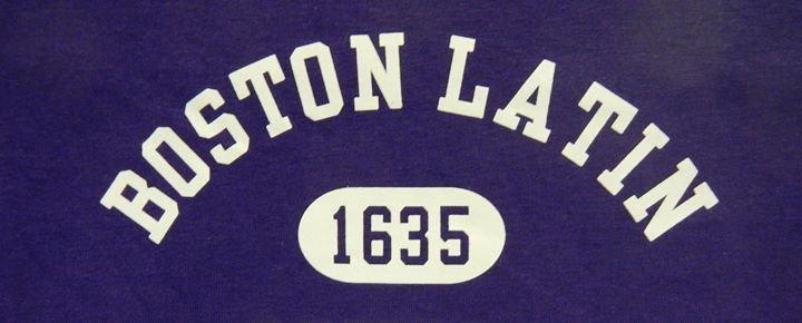 Boston Latin School and Association cover