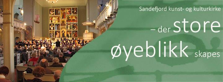 Musikk i Sandefjord Kirke (MiSK) cover