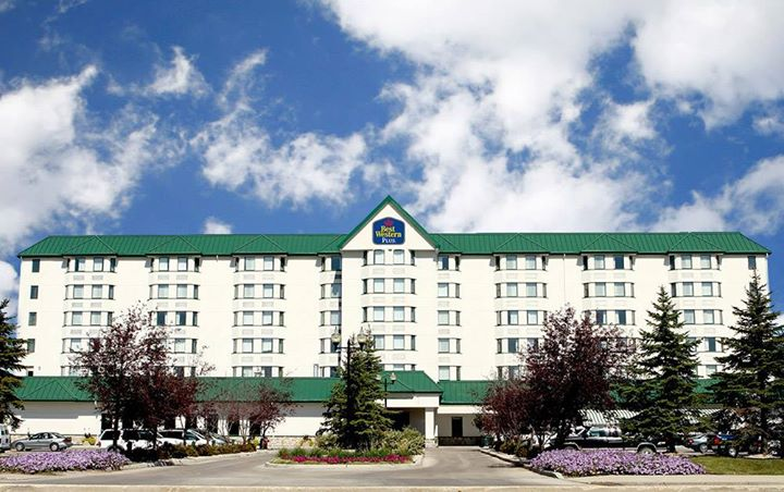 Best Western Plus Winnipeg Airport Hotel cover