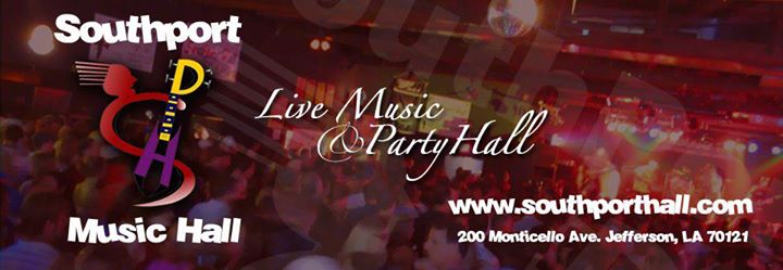 Southport Hall Live Music & Party Hall cover