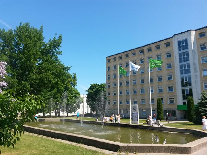 Ida-Tallinna Keskhaigla cover