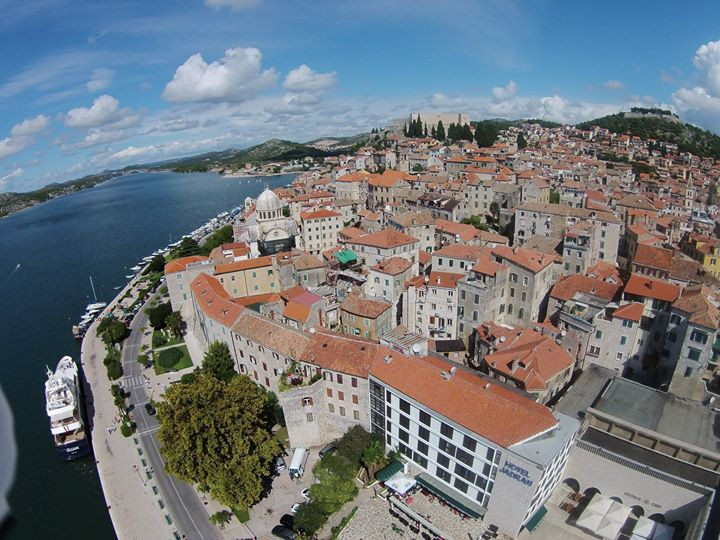 Hotel Jadran Šibenik, Croatia cover