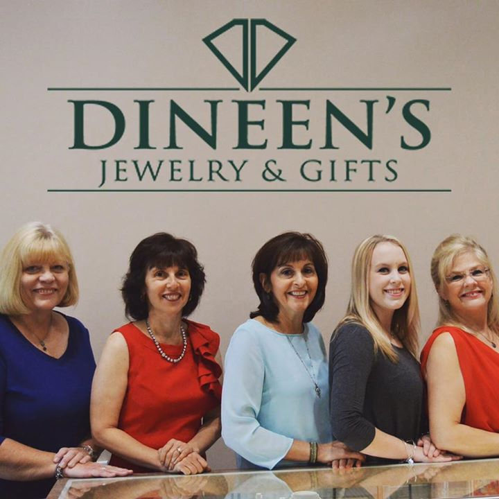 Dineen's Jewelry & Gifts cover