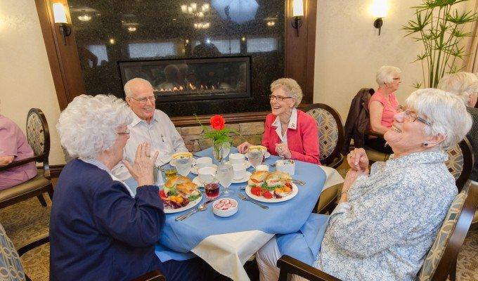 All Seniors Care Living Centres cover