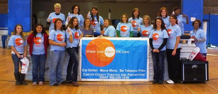 Carter County Turning Point Tobacco Use Prevention Coalition cover