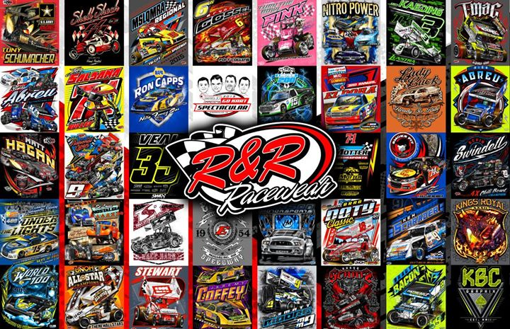 R&R Enterprises - Sprint & Midget Die Casts, Apparel and More cover
