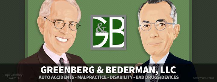 Greenberg & Bederman, LLC cover