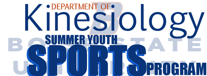 BSU Summer Youth Sports Program cover