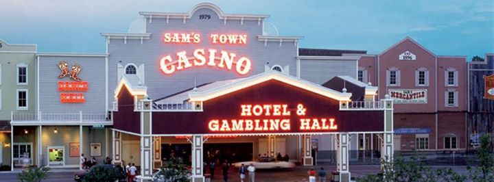 Sam's Town Hotel and Gambling Hall, Tunica cover