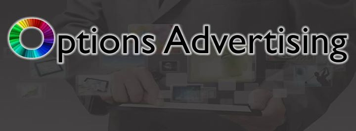 Options Advertising cover