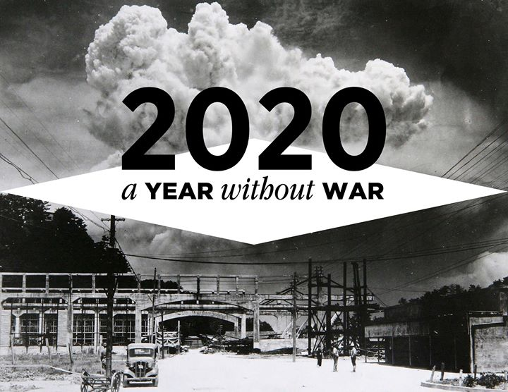 A Year Without War cover
