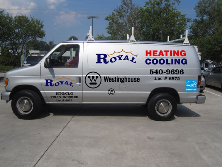 Royal Heating & Cooling cover