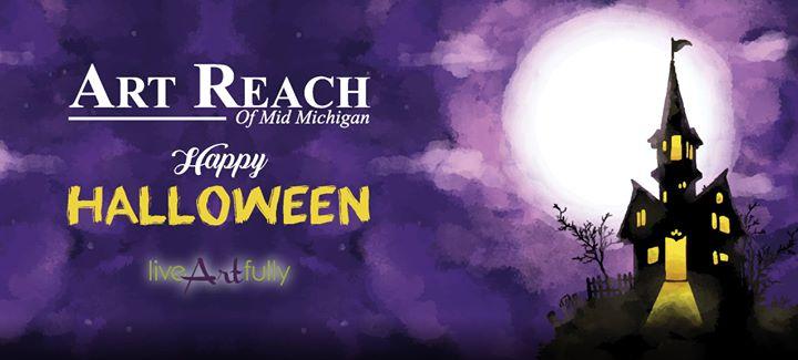 Art Reach of Mid Michigan cover