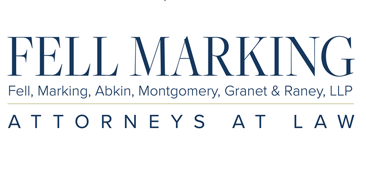 Fell Marking Abkin Montgomery Granet & Raney LLP cover