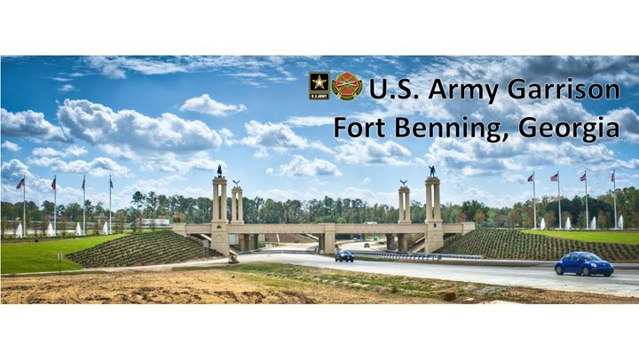 U.S. Army Garrison Fort Benning cover