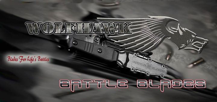 Battle Blades cover
