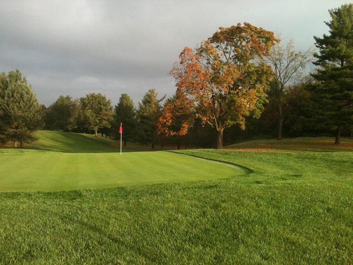 Chambersburg Country Club cover