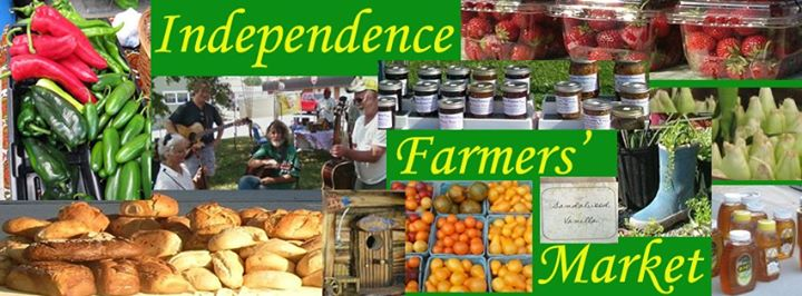 Independence Farmers' Market cover