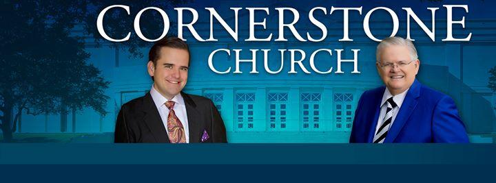 Cornerstone Church cover